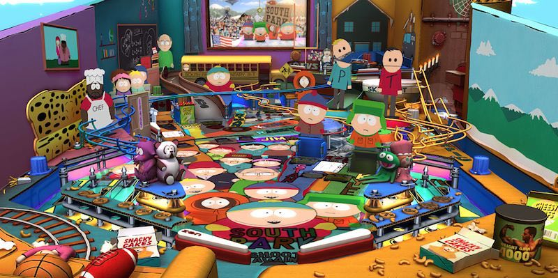 Best Games Of 2014 South Park