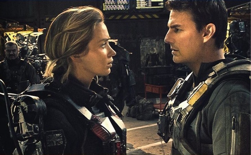 Best Movies Of 2014 Edge Of Tomorrow