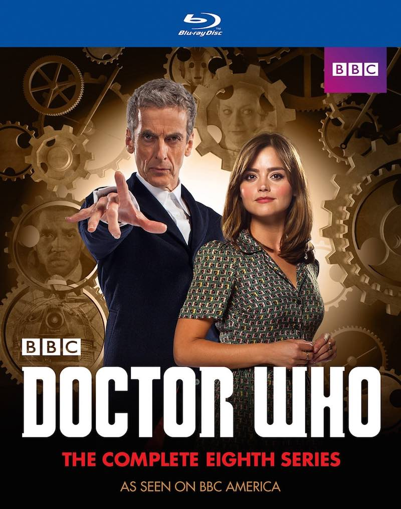 Doctor Who The Complete Eighth Series cover