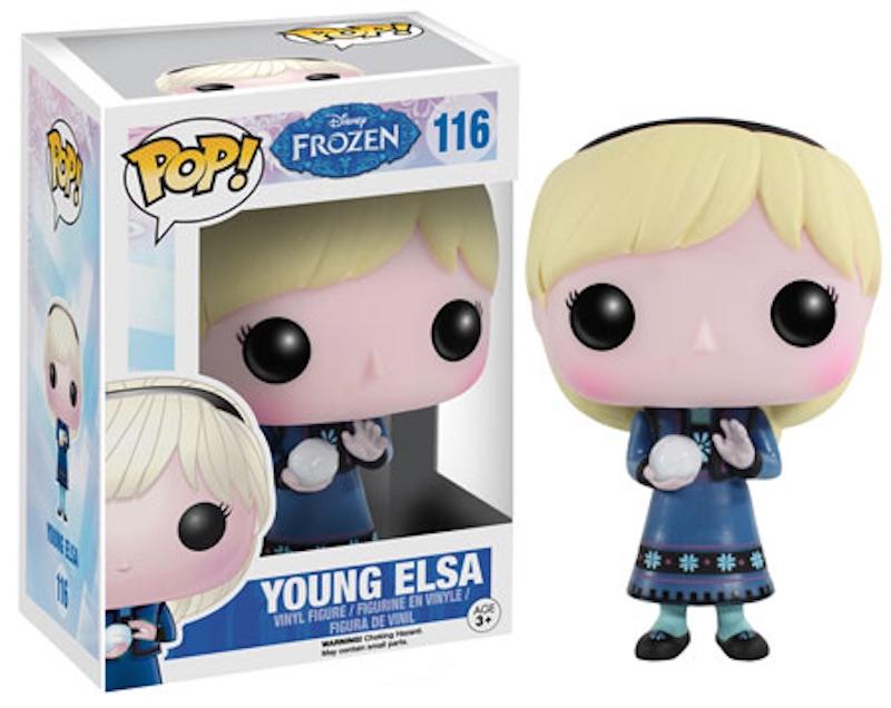 Funko Frozen 116 Young Elsa