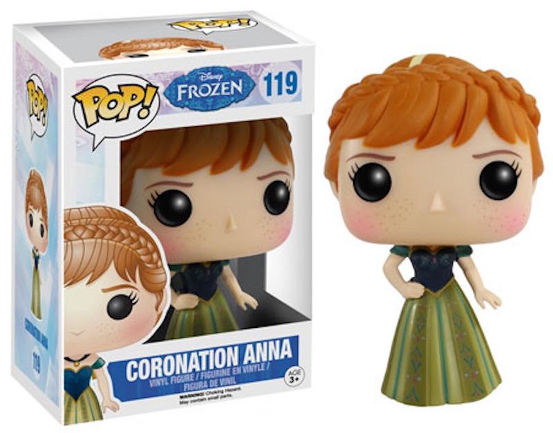 Funko Frozen 119 Coronation Anna