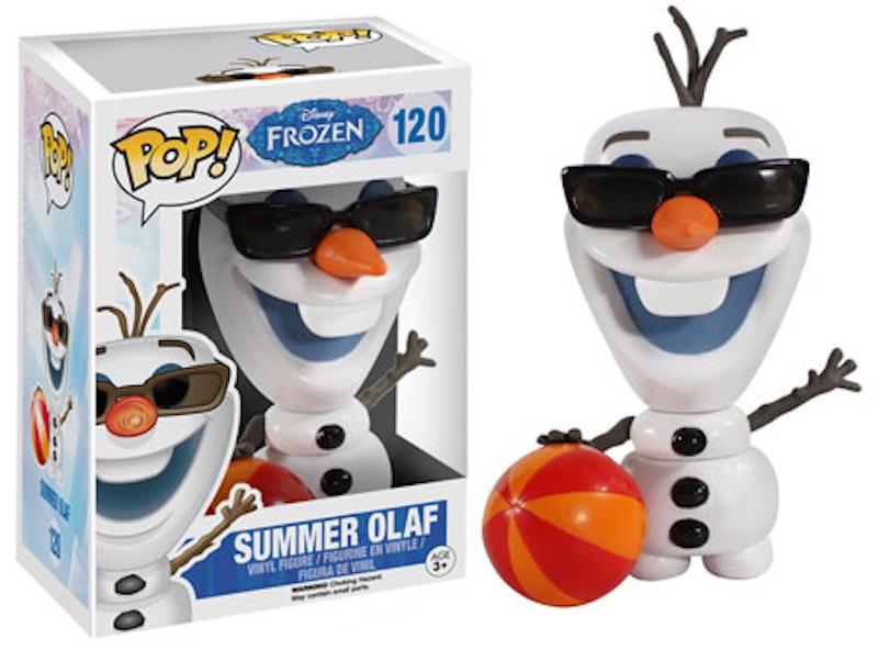 Funko Frozen 120 Summertime Olaf