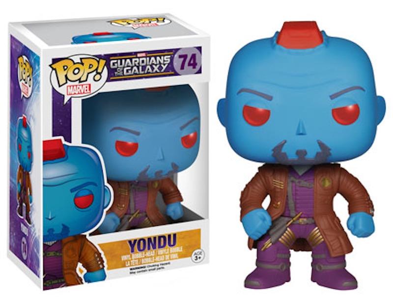 Funko Guardians Of The Galaxy POP 74 Yondu