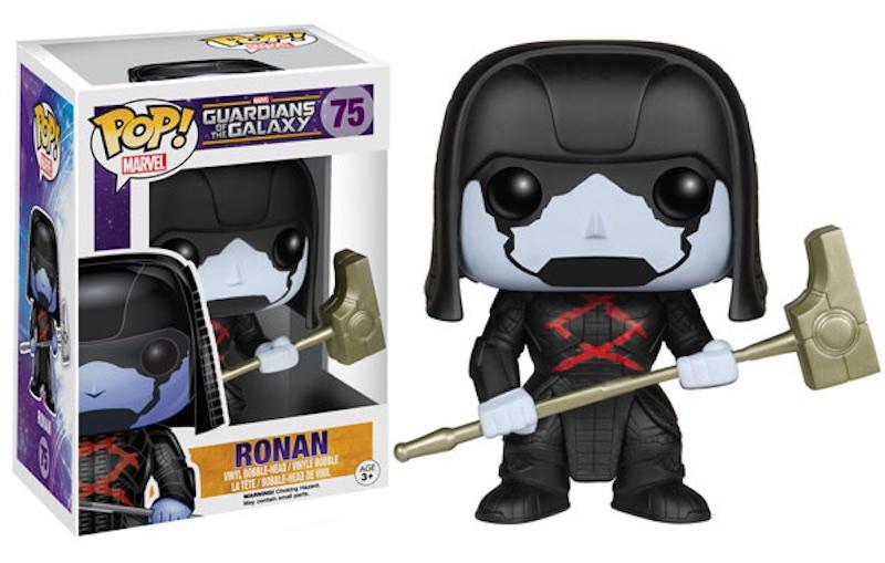 Funko Guardians Of The Galaxy POP 75 Ronan