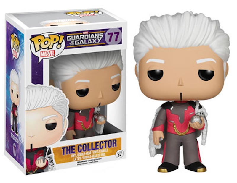 Funko Guardians Of The Galaxy POP 77 The Collector