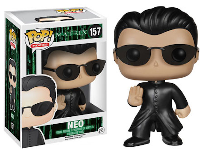 Funko Pop The Matrix 157 Neo