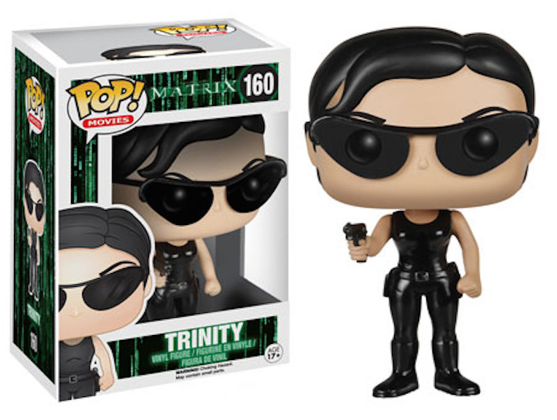 Funko Pop The Matrix 160 Trinity