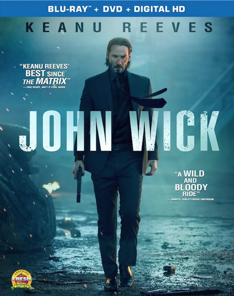John Wick cover