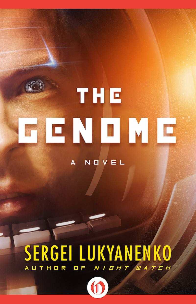 Sergei Lukyanenko The Genome cover