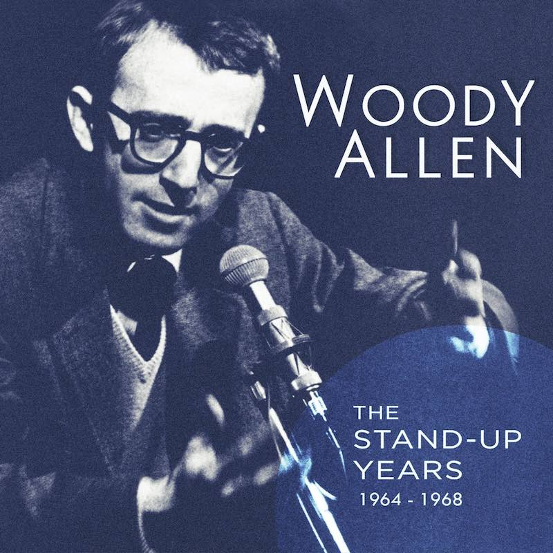 Woody Allen The Stand Up Years cover:dropbox