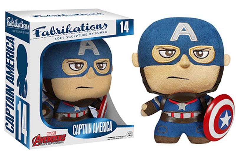 Funko Fabrikations Avengers Age Of Ultron 14 Captain America