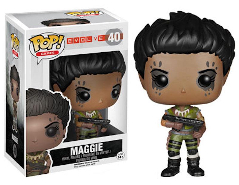 Funko POP Evolve 40 Maggie