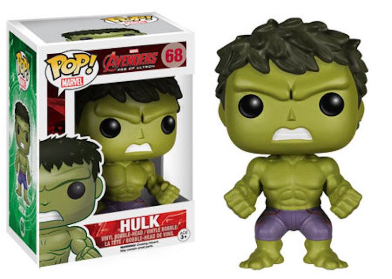 Funko Pop Avengers Age Of Ultron 68 Hulk