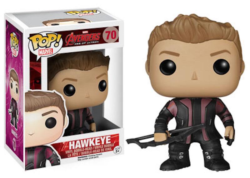 Funko Pop Avengers Age Of Ultron 70 Hawkeye