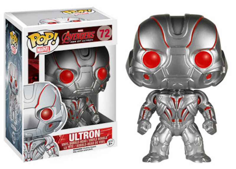 Funko Pop Avengers Age Of Ultron 72 Ultron