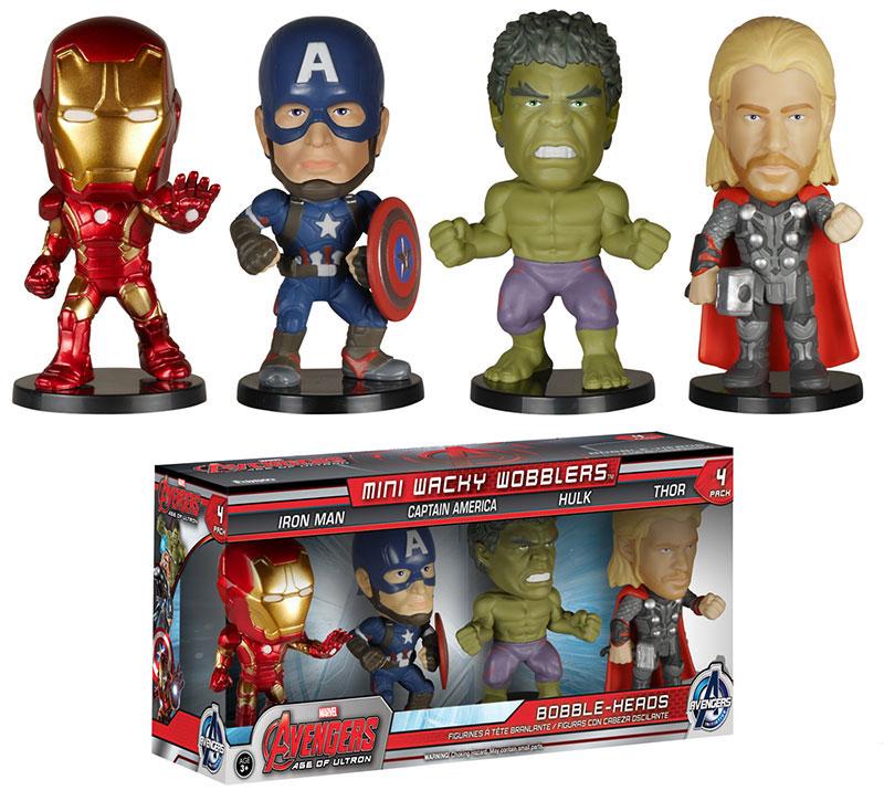 Funko Wacky Wobblers Avengers Age Of Ultron