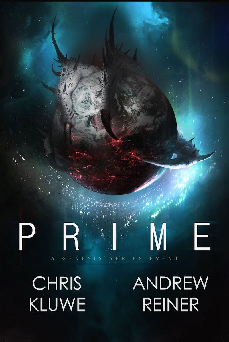 Chris Kluwe Andrew Reiner Prime cover