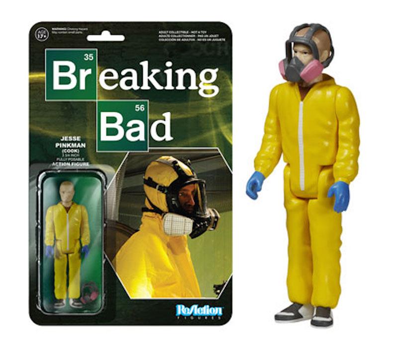 Funko Breaking Bad ReAction Jesse Pinkman (Cook)