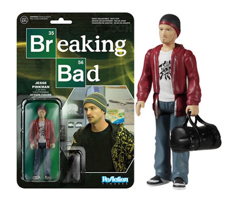 Funko Breaking Bad ReAction Jesse Pinkman