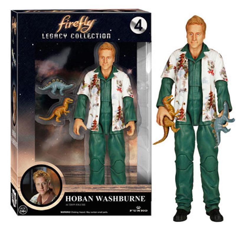 Funko Firefly Legacy Collection 4 Hoban Washburne