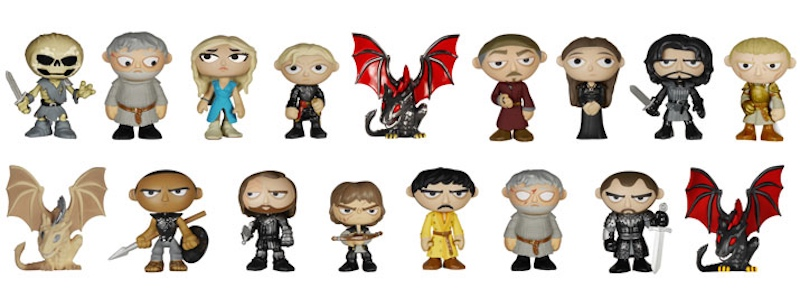 Funko Game Of Thrones Mystery Minis 01
