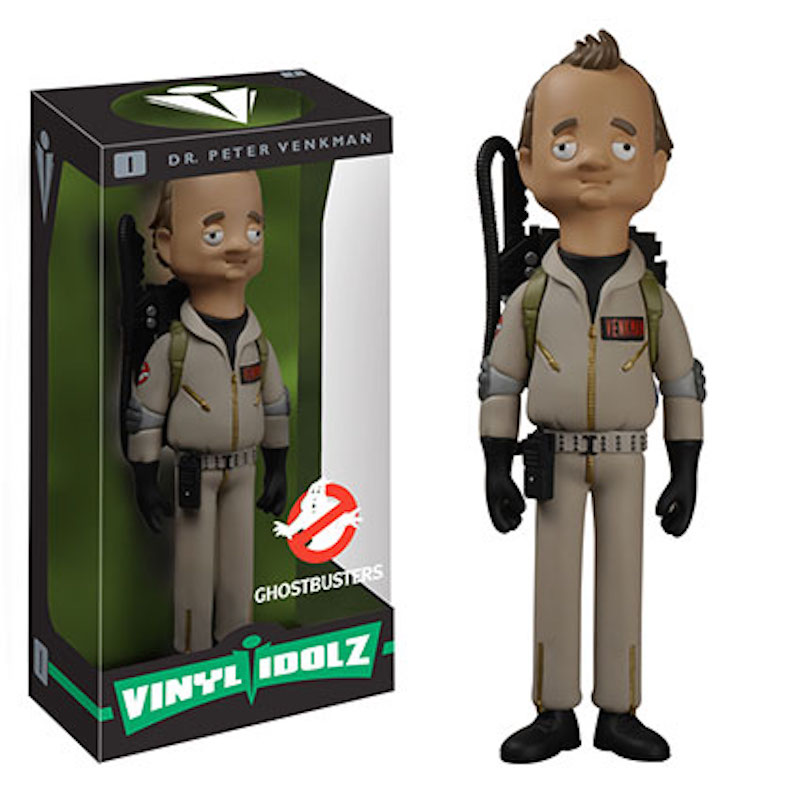 Funko Ghostbusters Vinyl Idolz Dr Peter Venkman Bill Murray