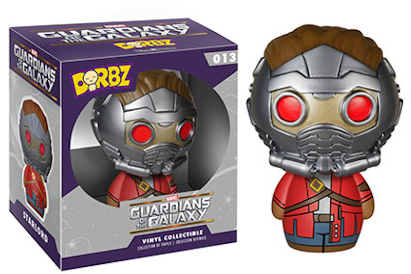 Funko Guardians Of The Galaxy Dorbz 013 Star-Lord
