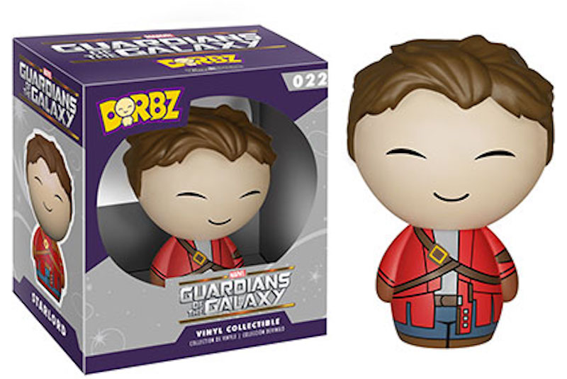 Funko Guardians Of The Galaxy Dorbz 022 Star-Lord
