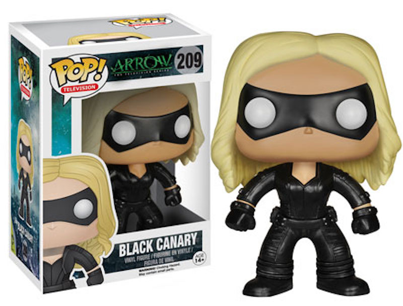 Funko POP 209 Black Canary