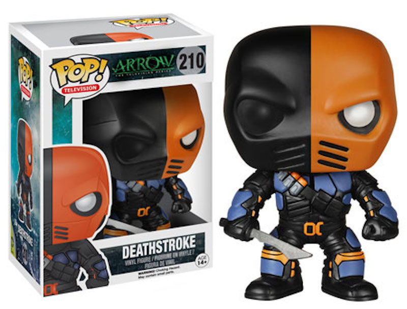 Funko POP 210 Deathstroke