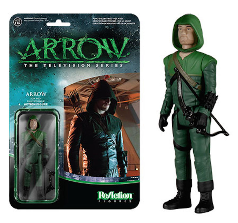 Funko ReAction Arrow