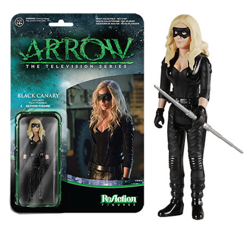 Funko ReAction Black Canary