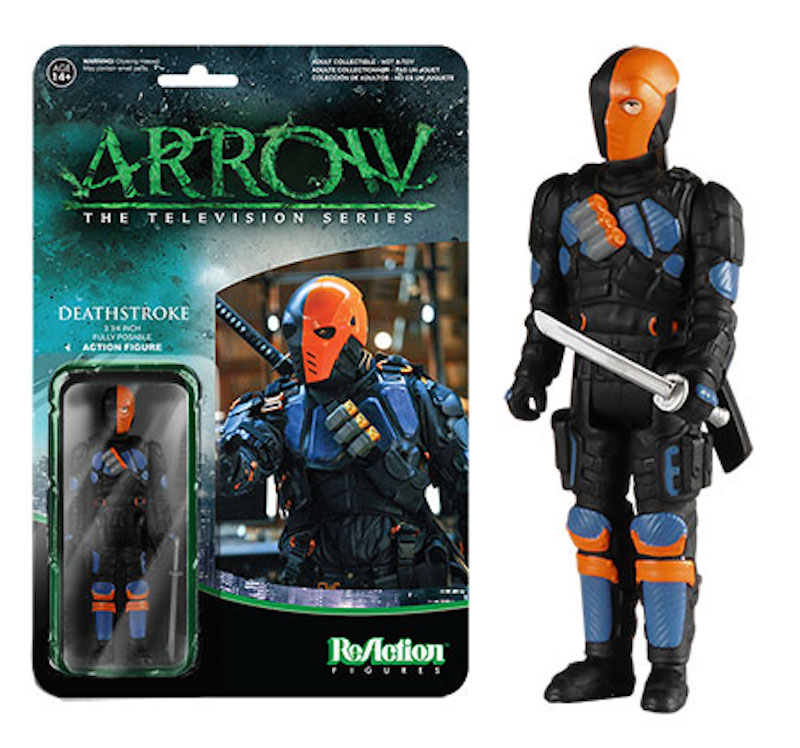 Funko ReAction Deathstroke