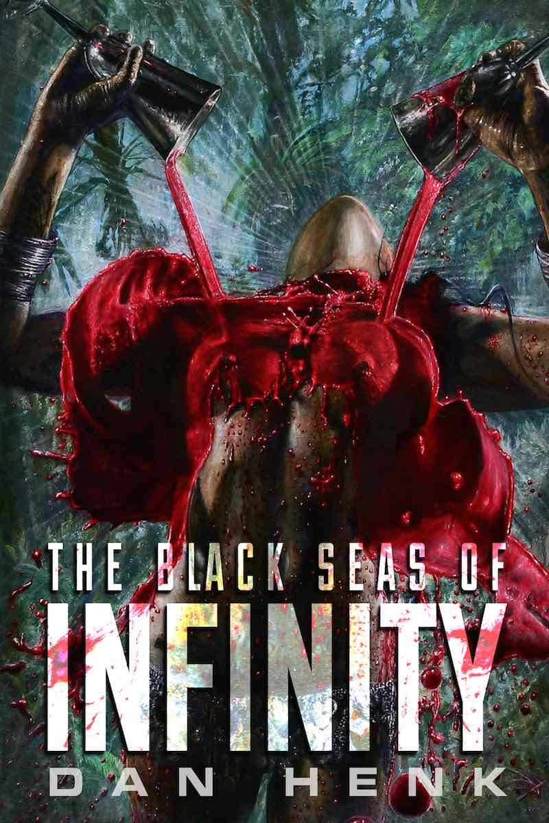 Dan Henk The Black Seas Of Infinity cover