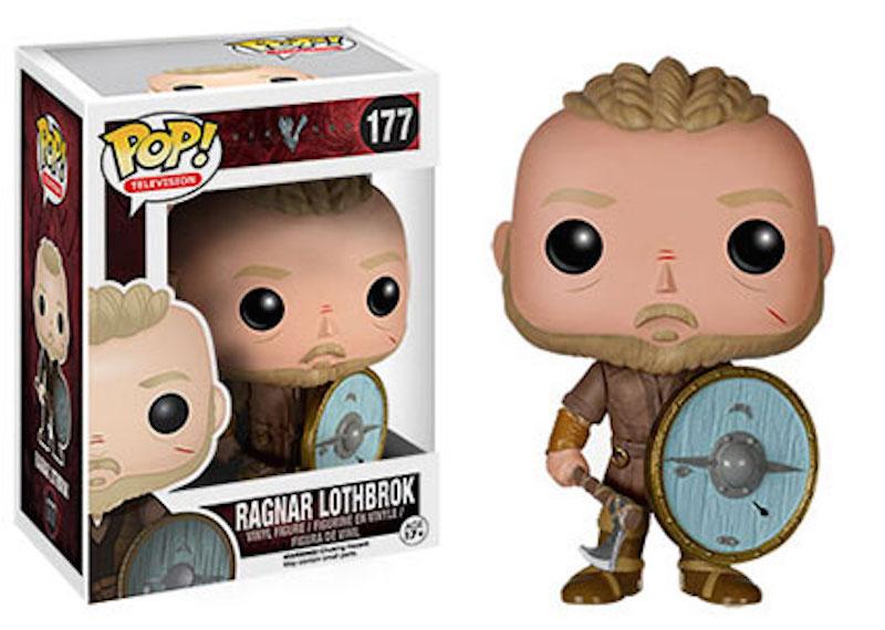 Funko Pop Vikings 177 Ragnar Lothbrok