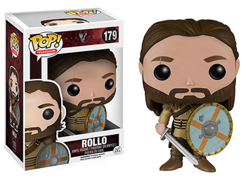 Funko Pop Vikings 179 Rollo