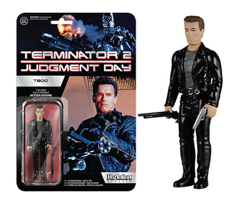 Funko ReAction Terminator 2 Judgment Day T800