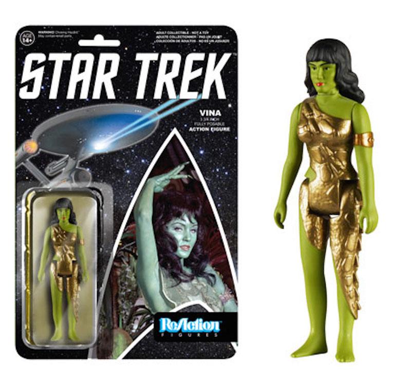 Funko Star Trek Series 2 ReAction Vina