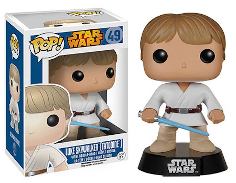 Funko Star Wars POP 49 Luke Skywalker (Tatooine)