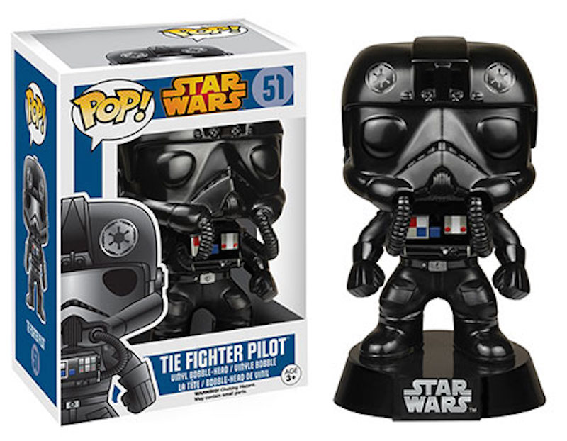 Funko Star Wars POP 51 TIE Fighter Pilot