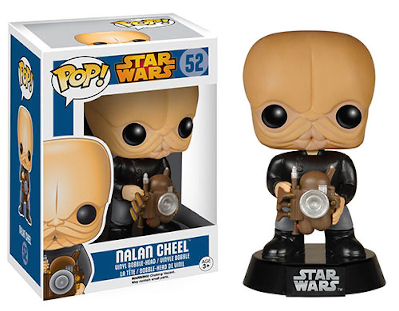 Funko Star Wars POP 52 Nalan Cheel