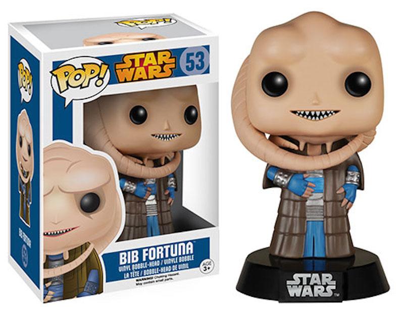 Funko Star Wars POP 53 Bib Fortuna
