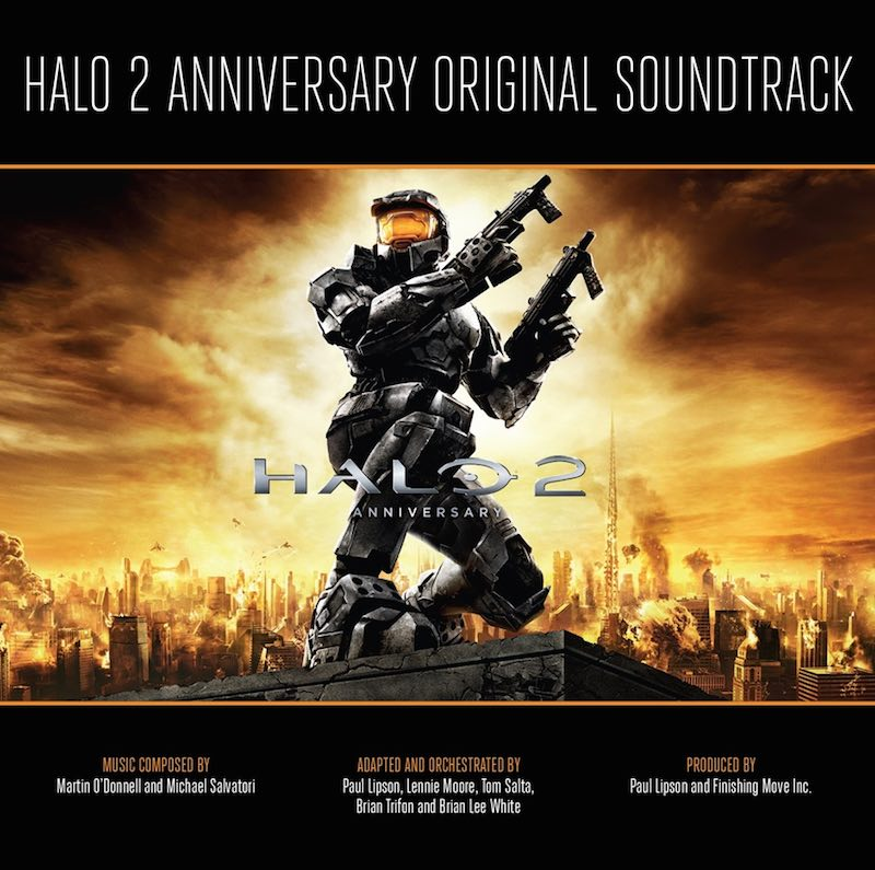 Tom Salta Halo Spartan Strike Halo 2 cover