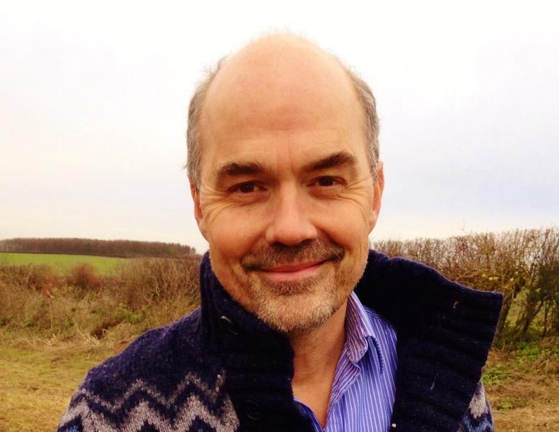 Chris Beckett Mother Of Eden author