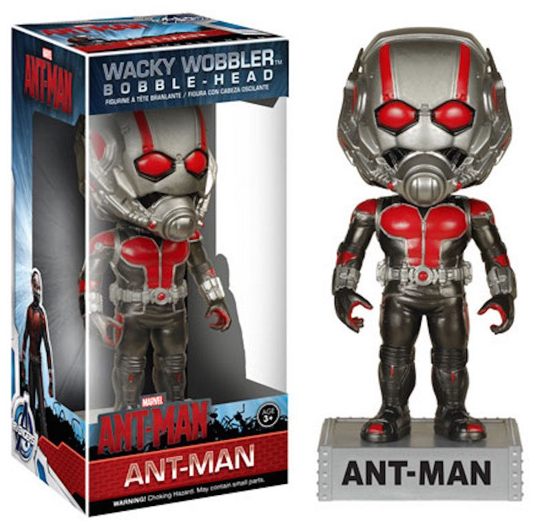 Funko Marvel Wacky Wobbler Ant-Man
