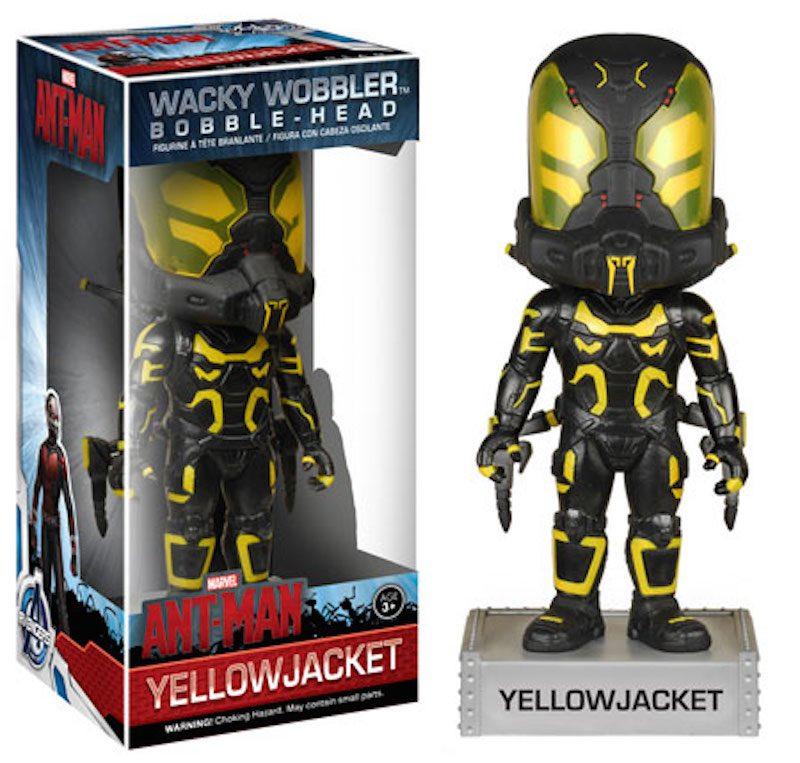 Funko Marvel Wacky Wobbler Yellowjacket