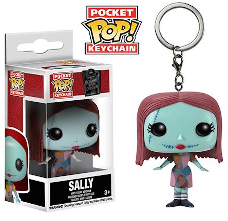 Funko The Nightmare Before Christmas Pocket Pop keychain Sally