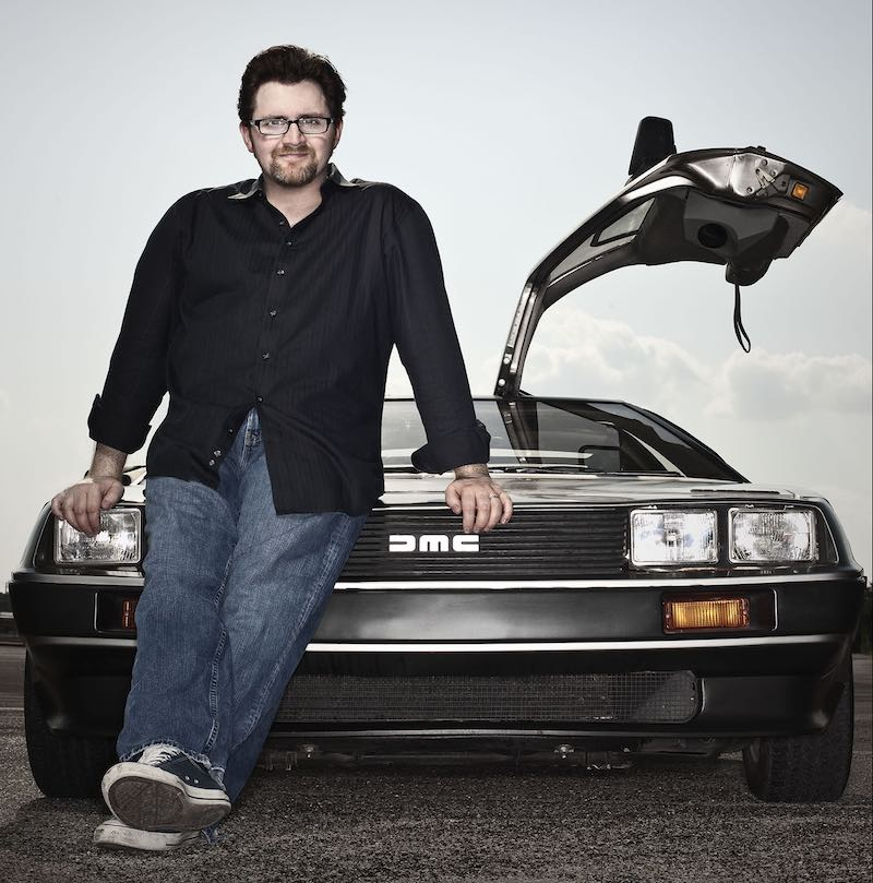 Ernie Cline Armada author