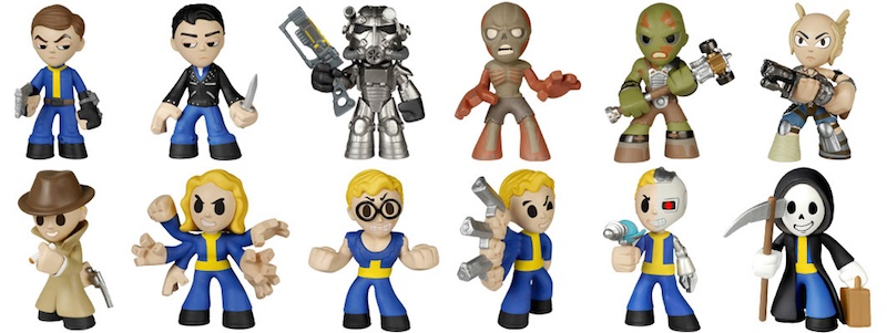 Funko Fallout Mystery Minis 01