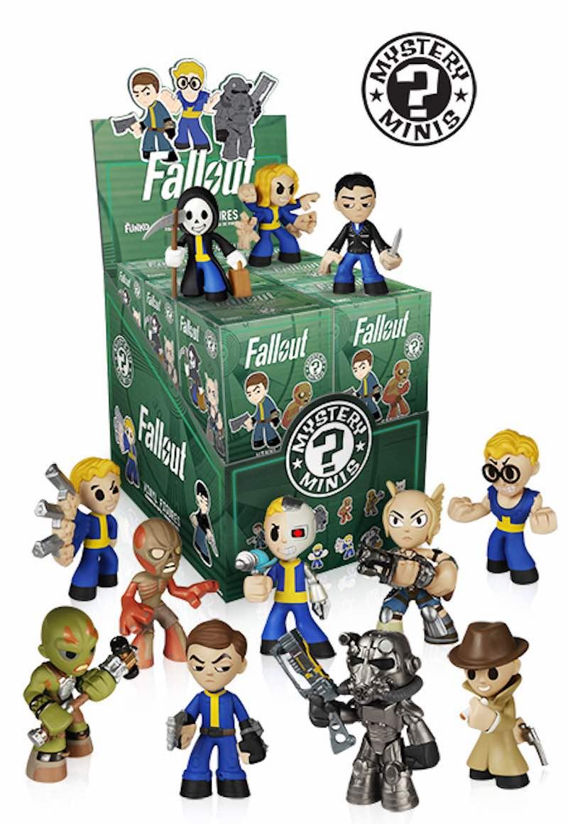 Funko Fallout Mystery Minis 02